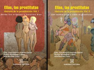 Historia de la prostitución libro Khronos Historia