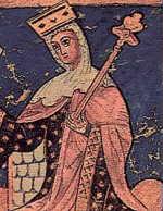 reina Urraca de León, Castilla y Galicia
