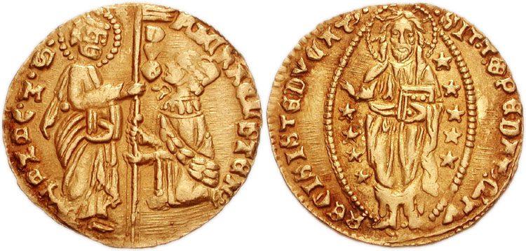 las cruzadas y su importancia en el capitalismo monedas venecianas