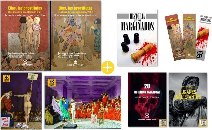 Historia de la Prostitución - Khronos Historia