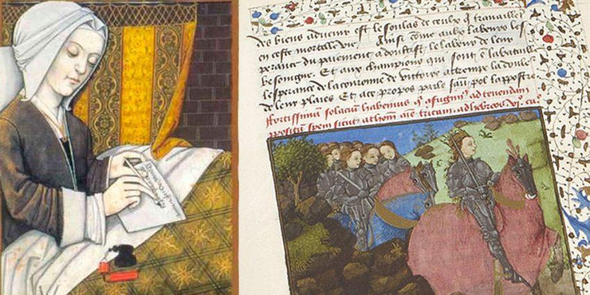 Christine de Pizan La Ciudad de las Damas Querella de las Mujeres