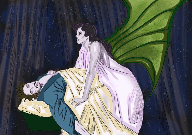 Los súcubos: cuando en la Edad Media se nos demonizó, literalmente, a las mujeres