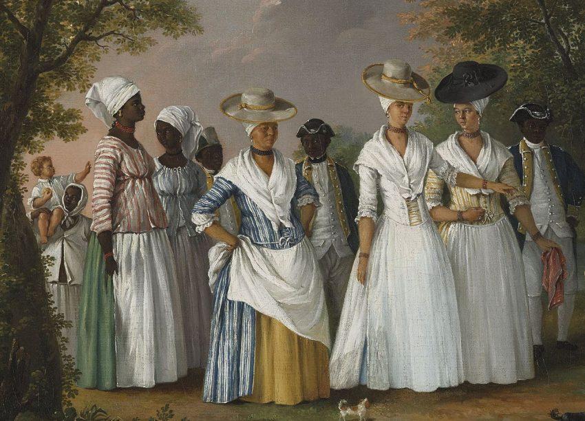 Mujeres negras de color libres