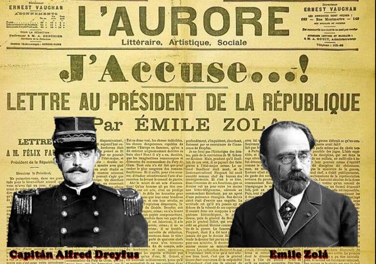 Affaire Dreyfus. Las cloacas del estado francés