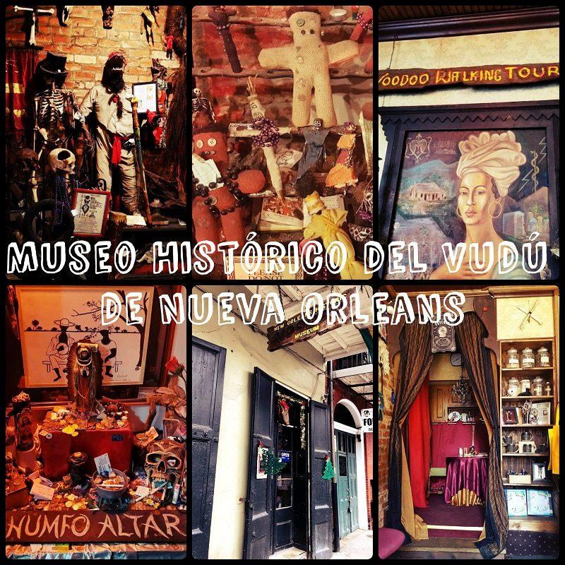 museo histórico del vudú de nueva orleans nueva orleans brujas voodoo mambo marie