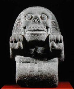 Cihuateteo, mujer divina - Cihuateteos