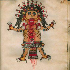 Cihuateteos mexicas