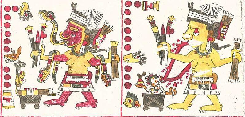 Cihuateteo - mujeres guerreras del imperio azteca