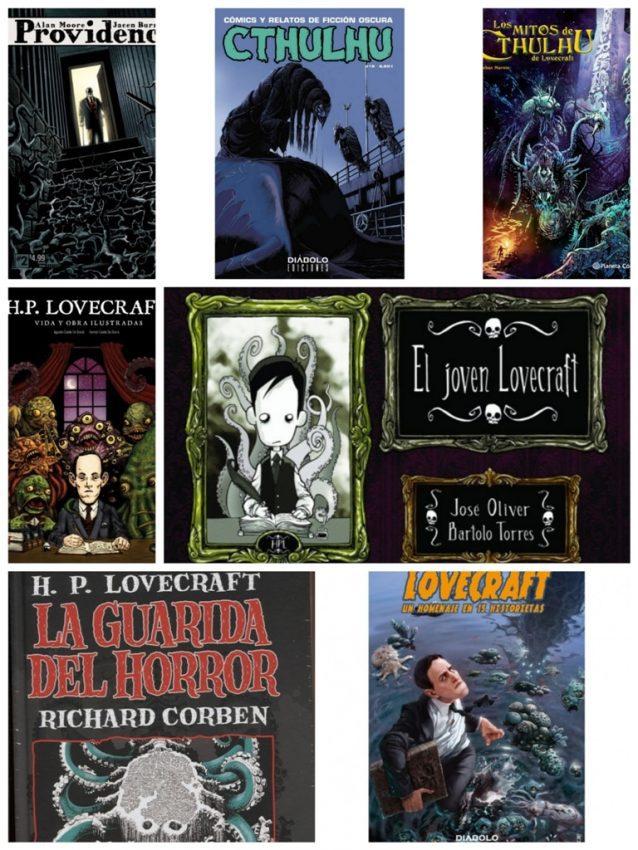 Lovecraft mejores libros