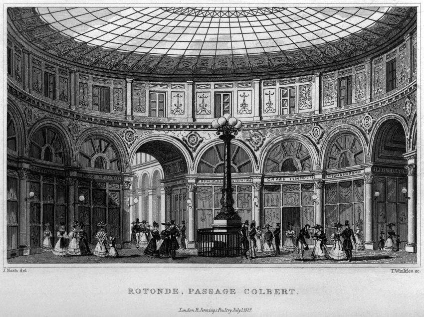 Galerie Colbert París