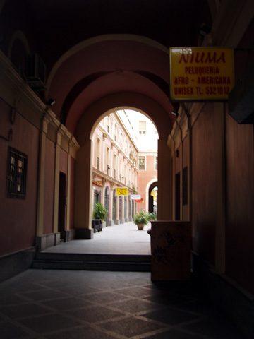 Madrid pasaje del comercio
