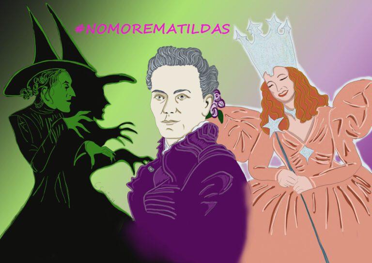Matilda Joslyn Gage, la primera bruja feminista