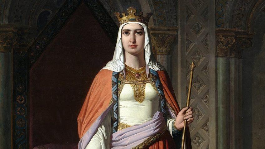 primera reina hispánica