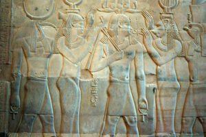 Dioses protectores. Medicina y magia en el Antiguo Egipto.
