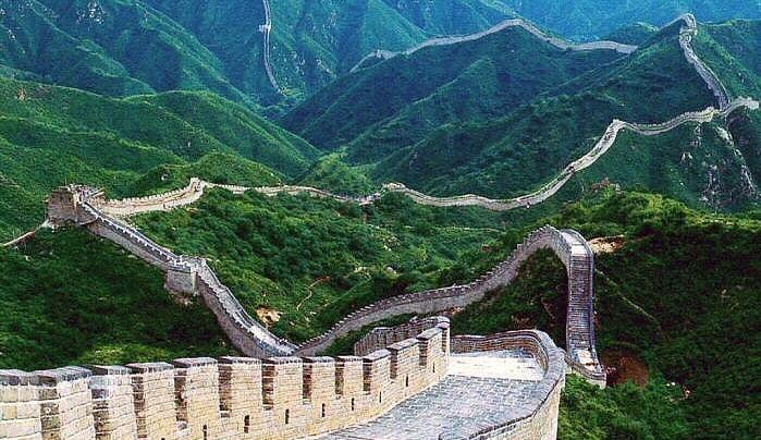 Cómo, cuándo y por qué se construyó la Gran Muralla china