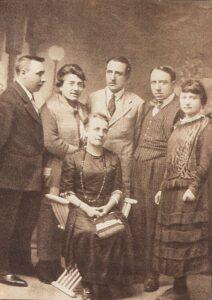 familia Maeztu