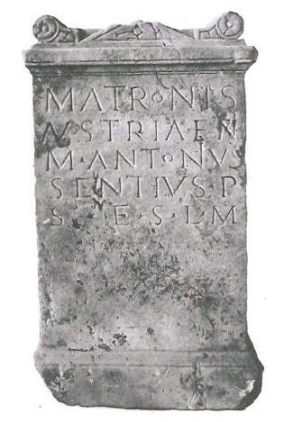 Matronae Austriahenae Eostre Ostara