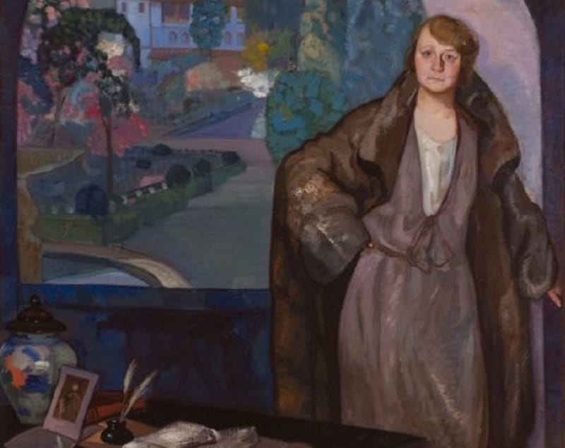 María de Maeztu obras