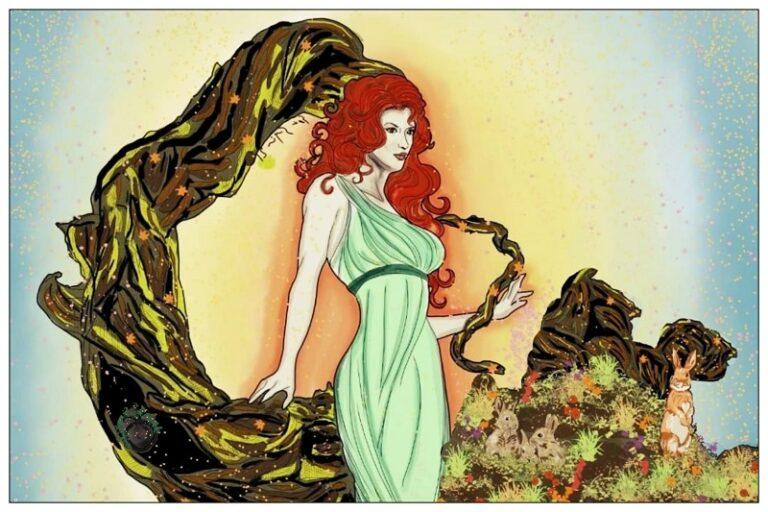 Ostara: la antigua diosa germánica del equinoccio de primavera reemplazada por la Pascua