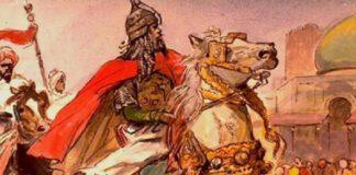 Zengi héroe islam yihad