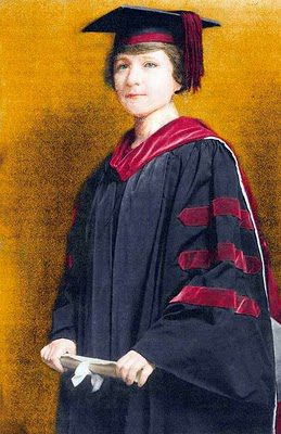 María de Maeztu graduación biografía