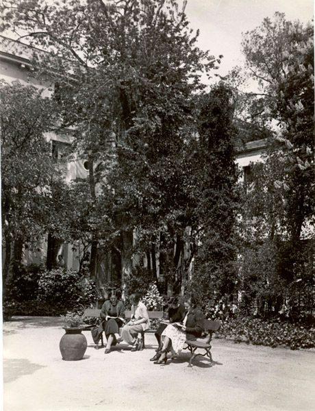 Residencia de Señoritas María de Maeztu