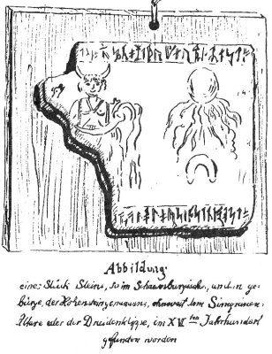 Osta-Stein piedra de Osta