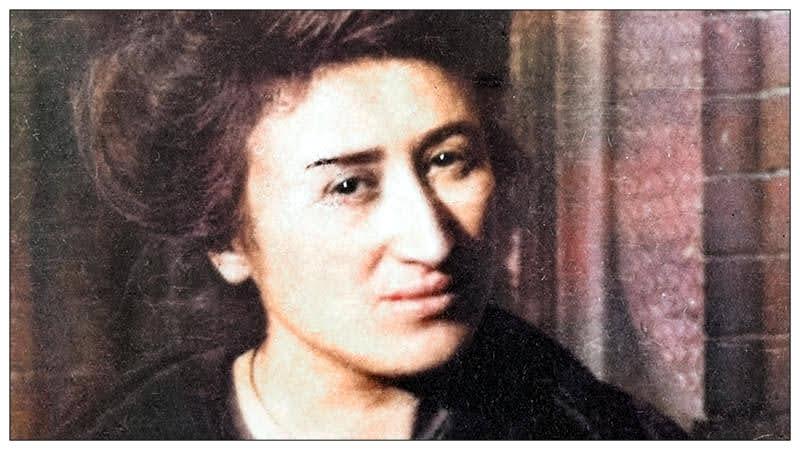 Rosa Luxemburgo feminismo biografía