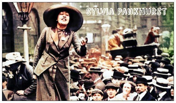 sylvia pankhurst sufragista y socialista