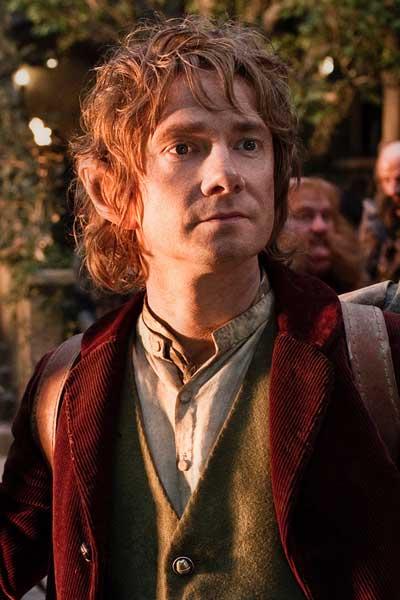 Martin Freeman Bilbo Bolsón El Hobbit