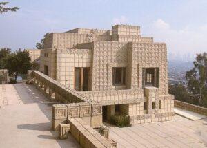 Frank Lloyd Wright casa ennis