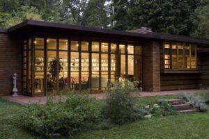 Wright casa usoniana
