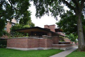 Frank Lloyd Wright casa robie