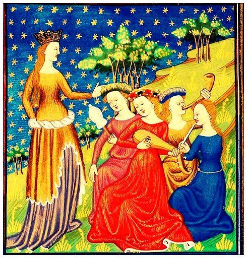 trobairitz definición antecedente querella de las mujeres