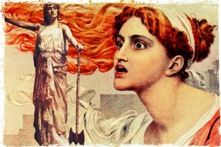 Casandra y Clitemnestra: dos mujeres transgresoras, con mucho en común, castigadas y enfrentadas en la misógina mitología griega