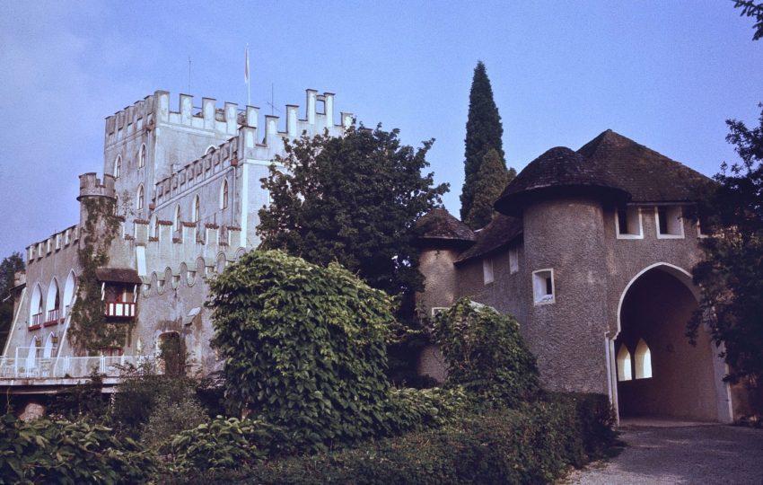 batalla del castillo de itter