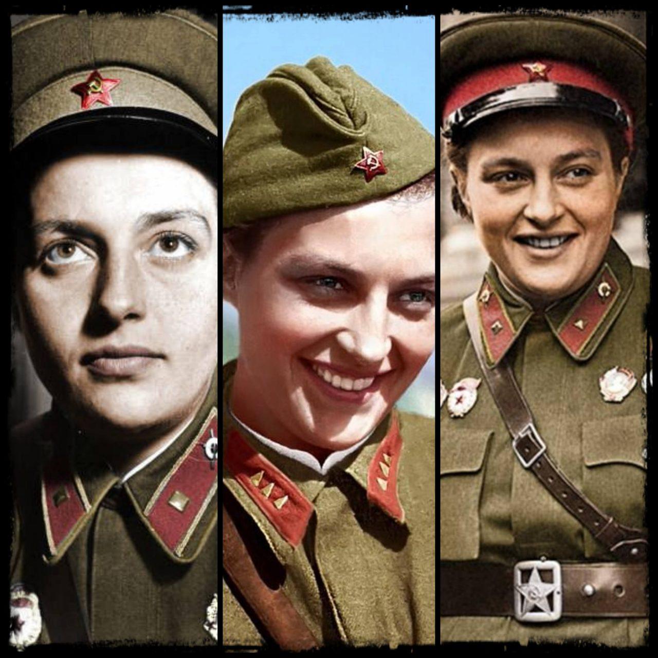 Lyudmila Pavlichenko Héroe de la Unión Soviética Orden de Lenin