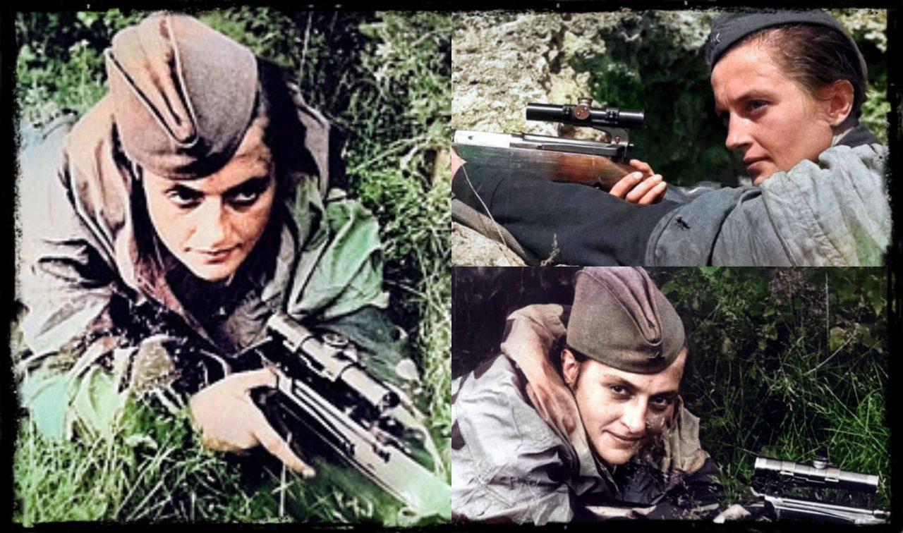 lyudmila pavlichenko la francotiradora de stalin batalla por sebastopol
