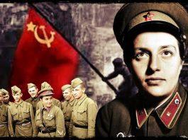Lyudmila Pavlichenko frantotiradora soviética segunda guerra mundial ejército rojo sebastopol