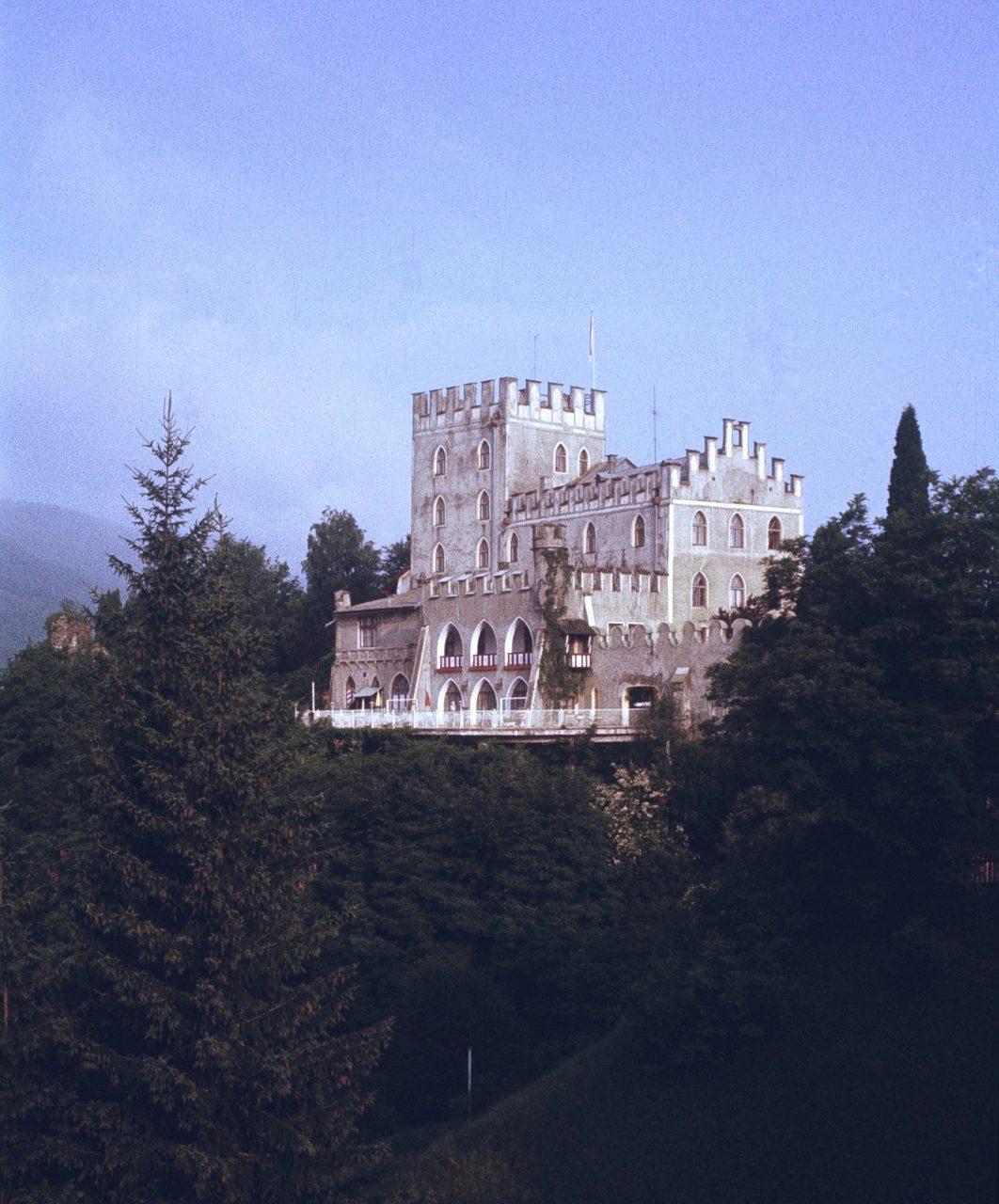 Castillo de Itter Segunda Guerra Mundial
