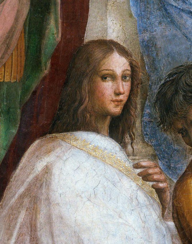 Hipatia biografia historia