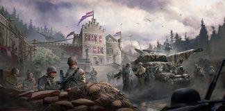 la batalla del castillo itter