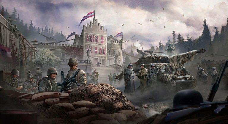 La batalla del castillo de Itter: la batalla más extraña de la Segunda Guerra Mundial