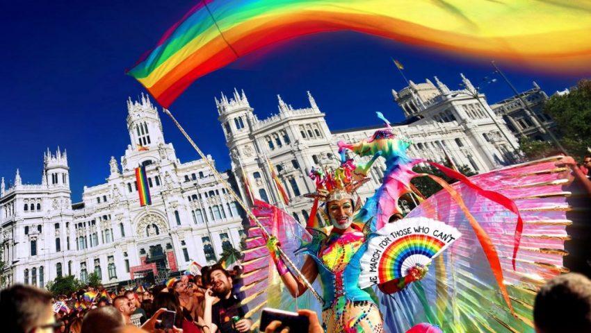 movimiento LGTB en España orgullo LGTB Madrid