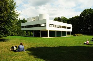 le corbusier villa savoye planos analisis