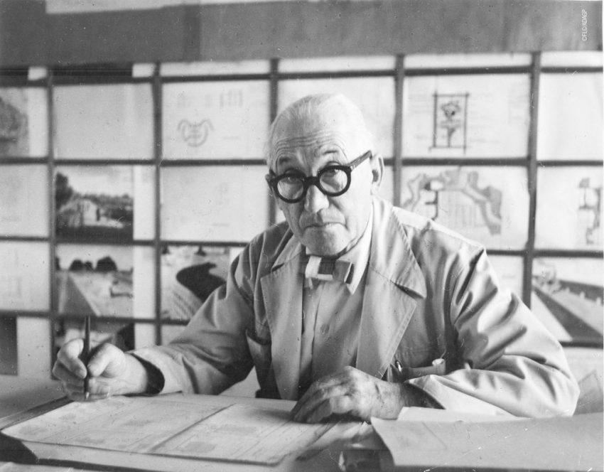 Le Corbusier arquitecto