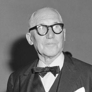 Le Corbusier biografía obras arquitectura