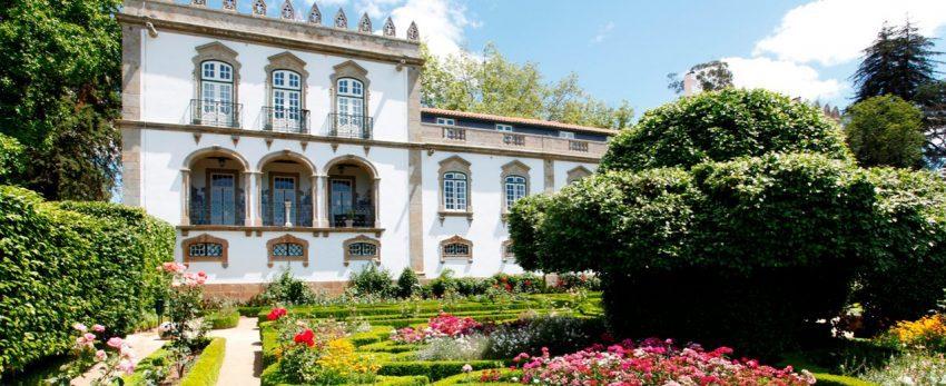 Parador Casa da Ínsua - portugal - paradores de turismo