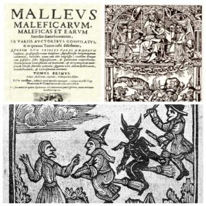 Maellus Maleficarum brujería