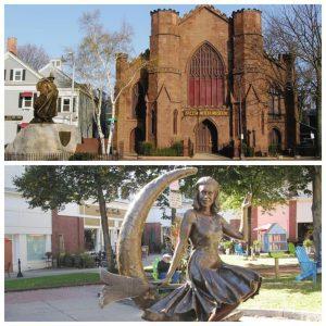 Museo de la Brujería de Salem Samantha ventanas de bruja